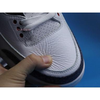 Air Jordan 3 Retro Denim SE Fire Red CZ6431-100 White/Fire Red/Black Sneakers