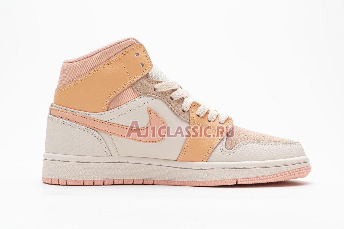 """Air Jordan 1 Mid """"Atomic Orange"""" DH4270-800"""