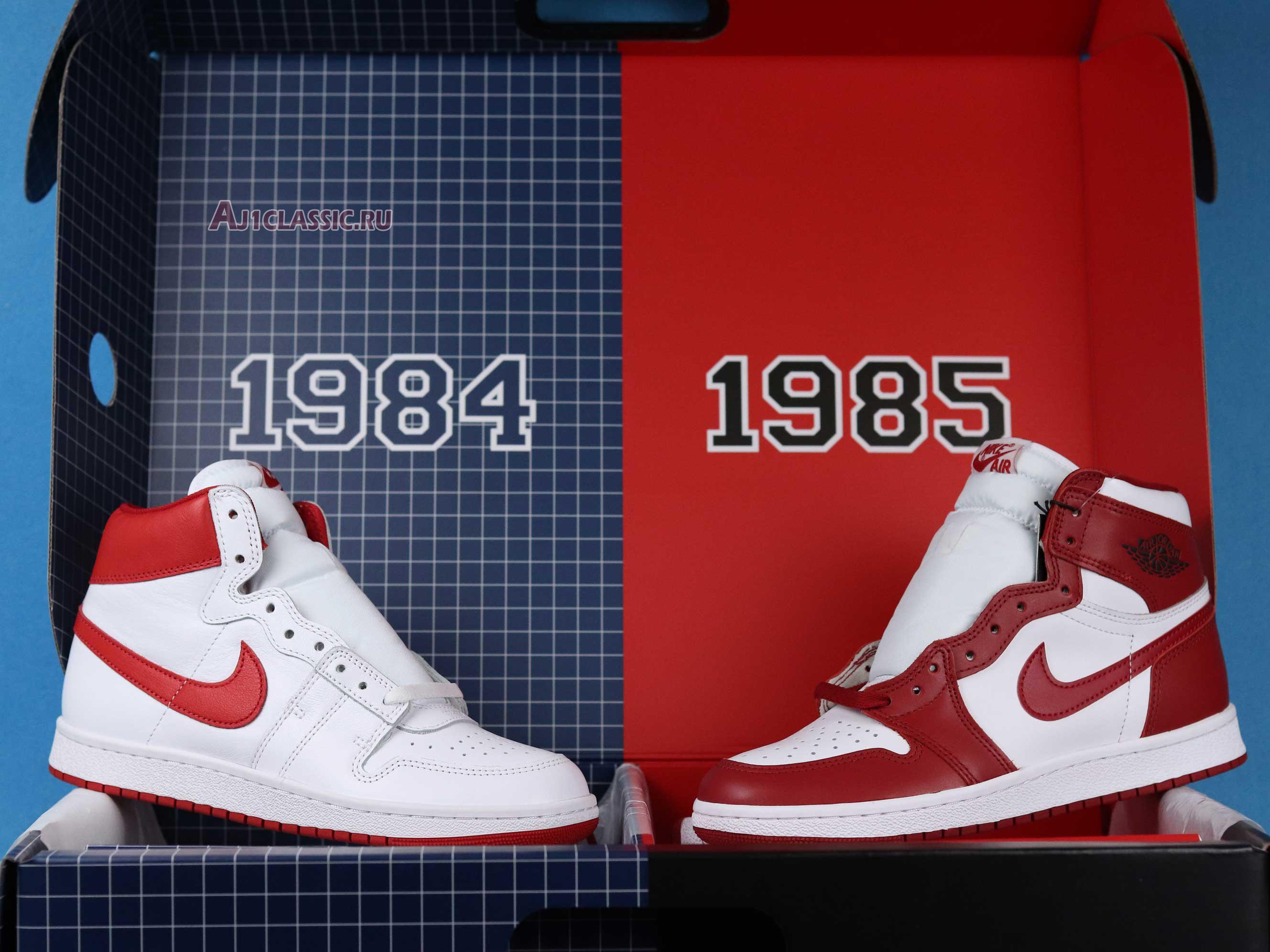 "Air Ship PE x Air Jordan 1 High ""85 New Beginnings Pack"" CT6252-900"