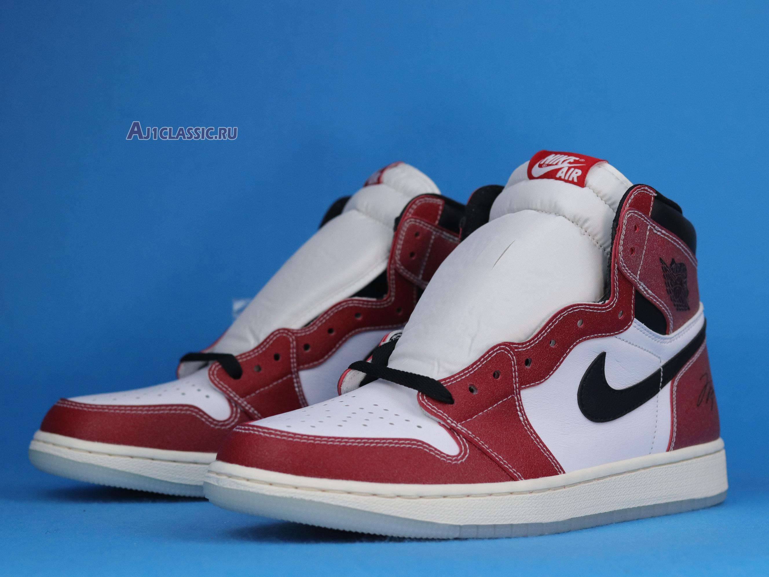 """Trophy Room x Air Jordan 1 Retro High OG SP """"Chicago"""" DA2728-100"""