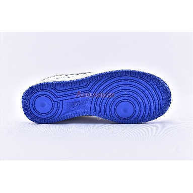Uninterrupted x Air Force 1 Low QS More Than CQ0494-100 White/Racer Blue Sneakers