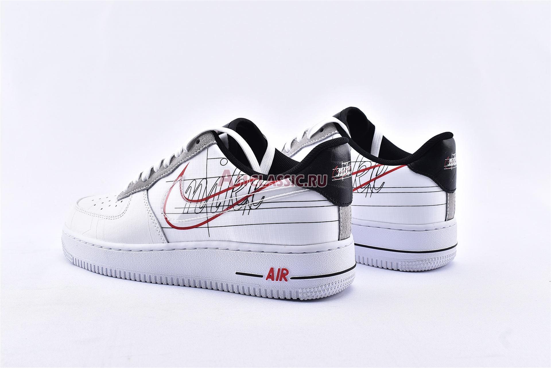 """Nike Air Force 1 Low """"Script Swoosh"""" CK9257-100"""