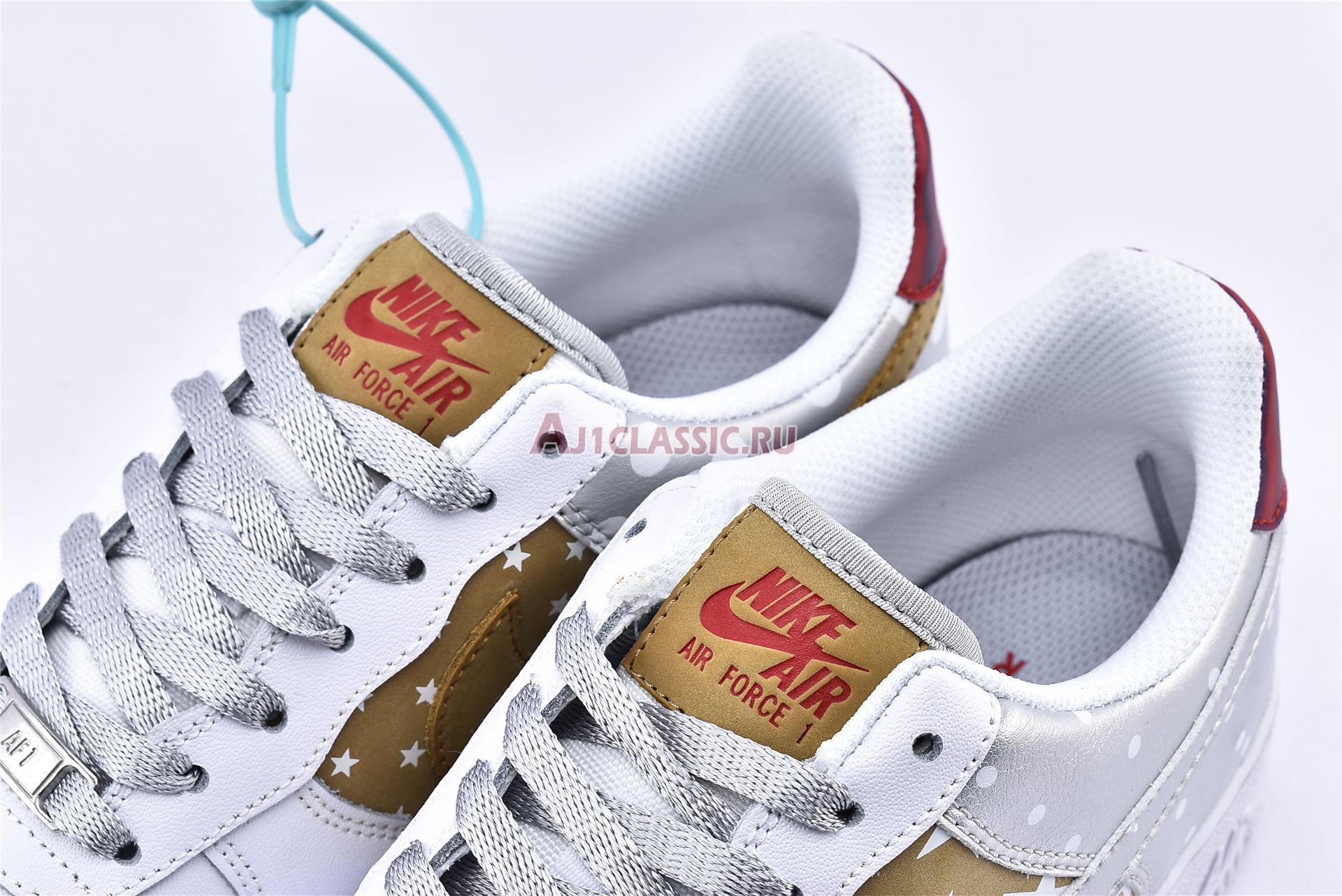 """Nike Air Force 1 Low """"Metallic Gold"""" CT3437-100"""