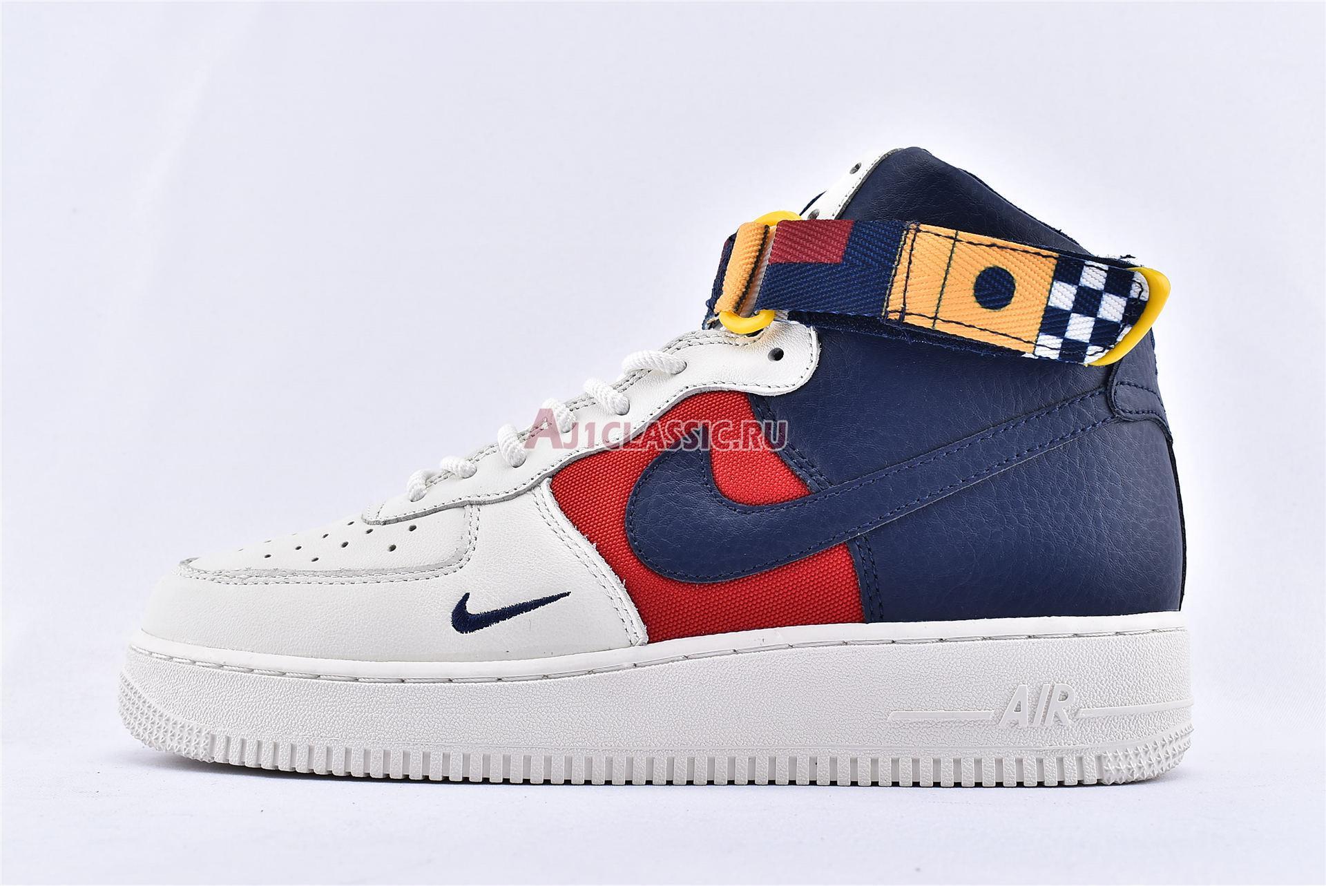 """Nike Air Force 1 High """"Nautical Redux"""" AR5395-100"""