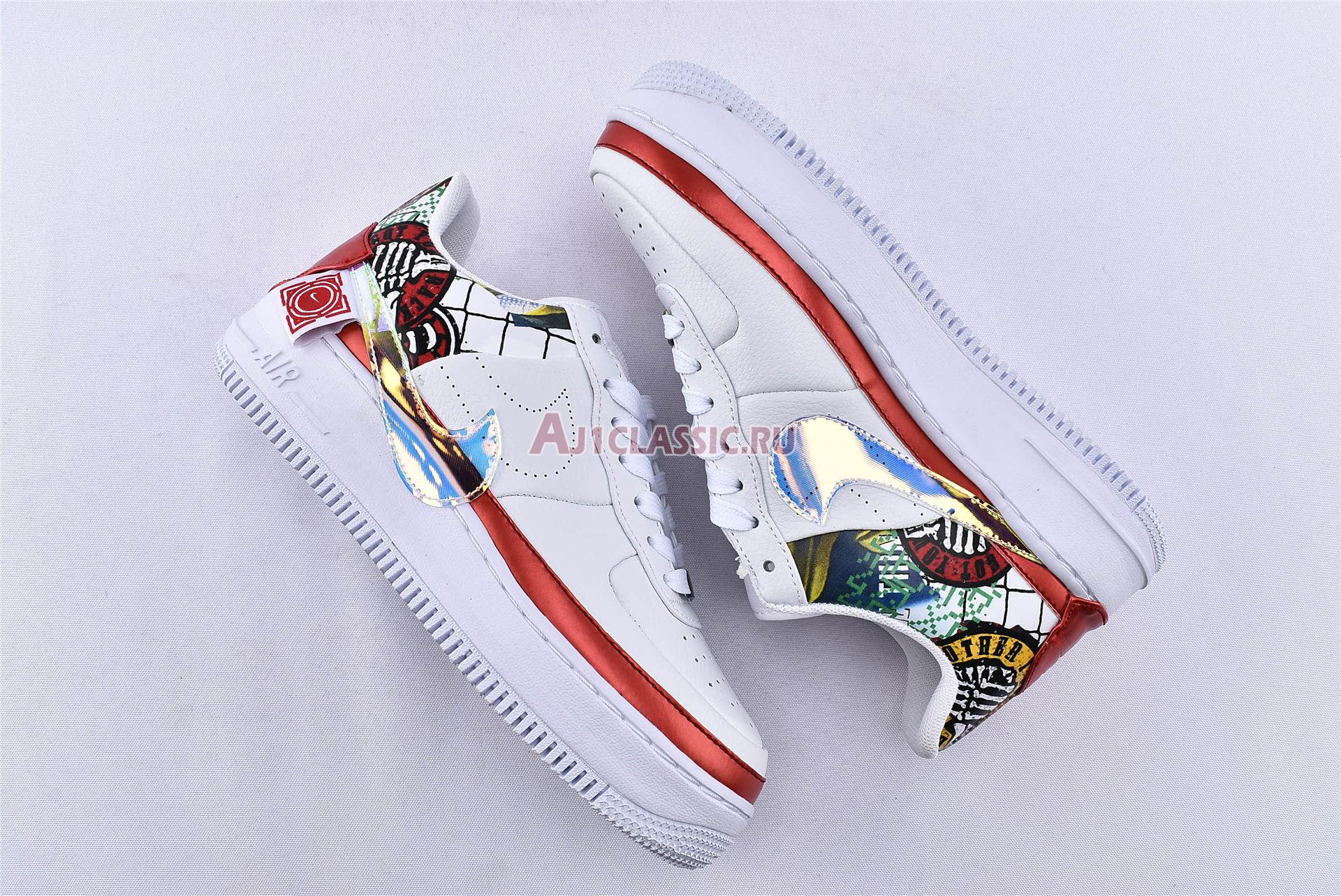 """Nike Wmns Air Force 1 Jester XX """"FIBA 2019"""" China Exclusive CK5738-191"""