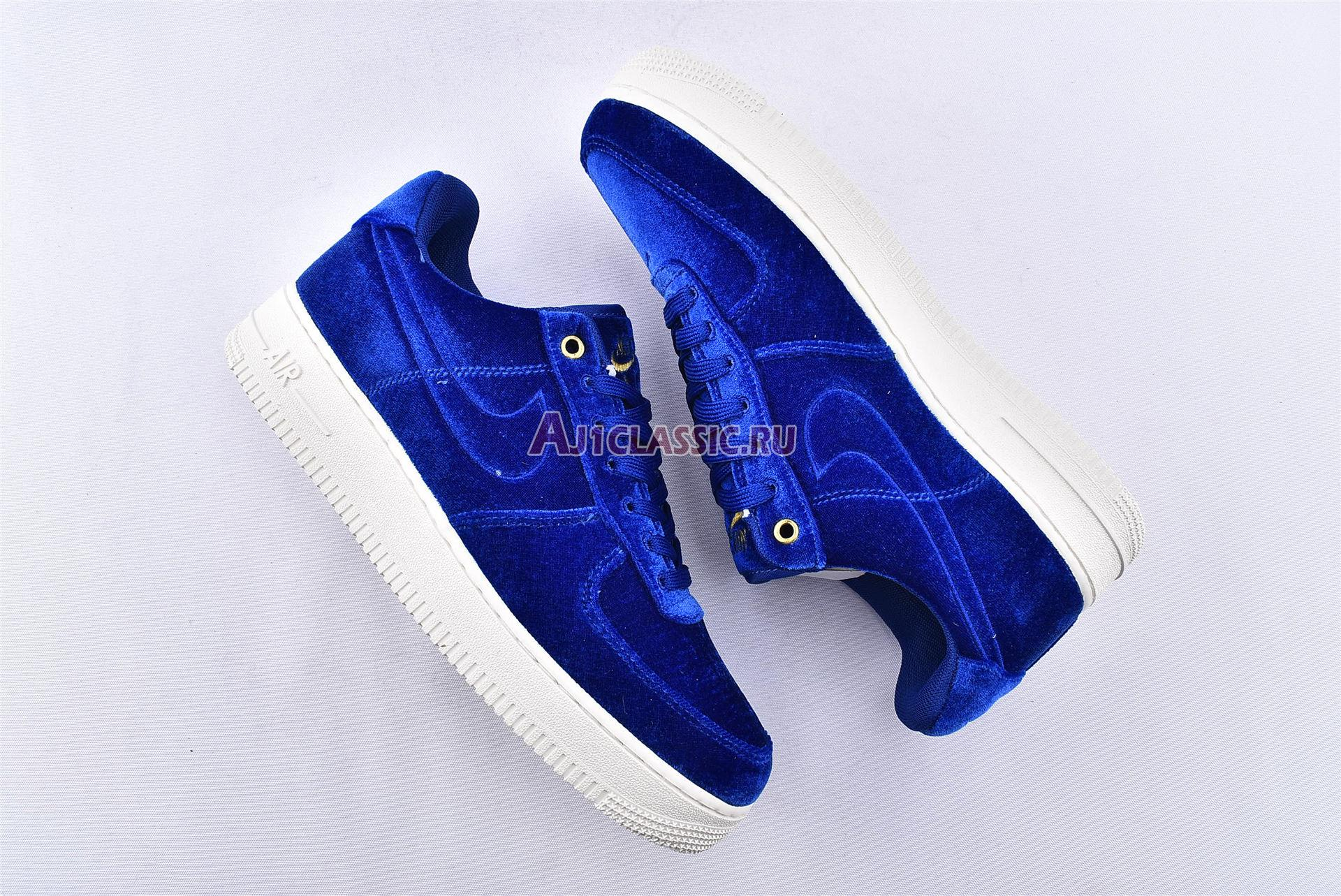 """Nike Air Force 1 Low 07 Premium """"Blue Void"""" AT4144-400"""