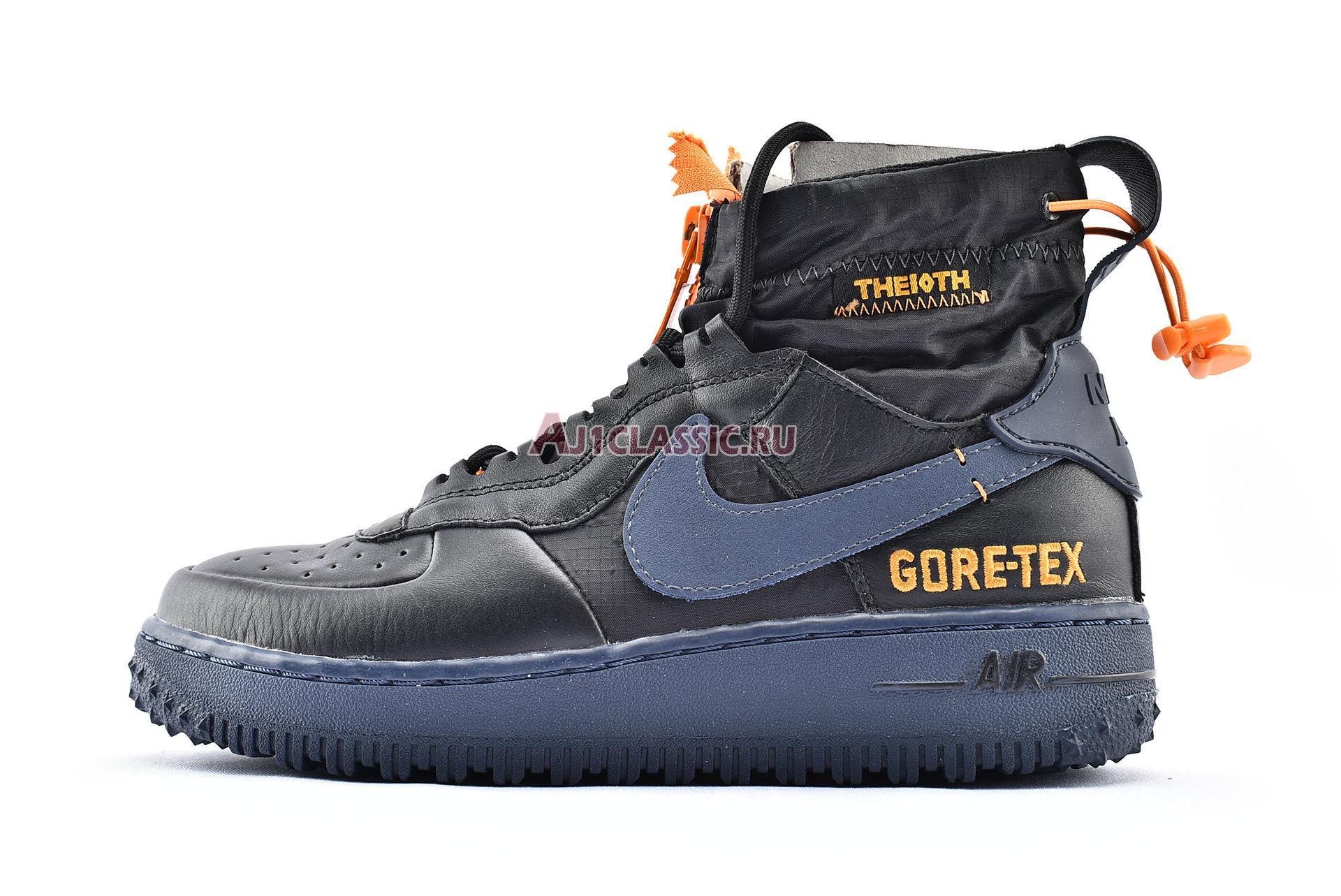 """Gore-Tex x Nike Air Force 1 High WTR """"The 10TH"""" CQ7211-001"""