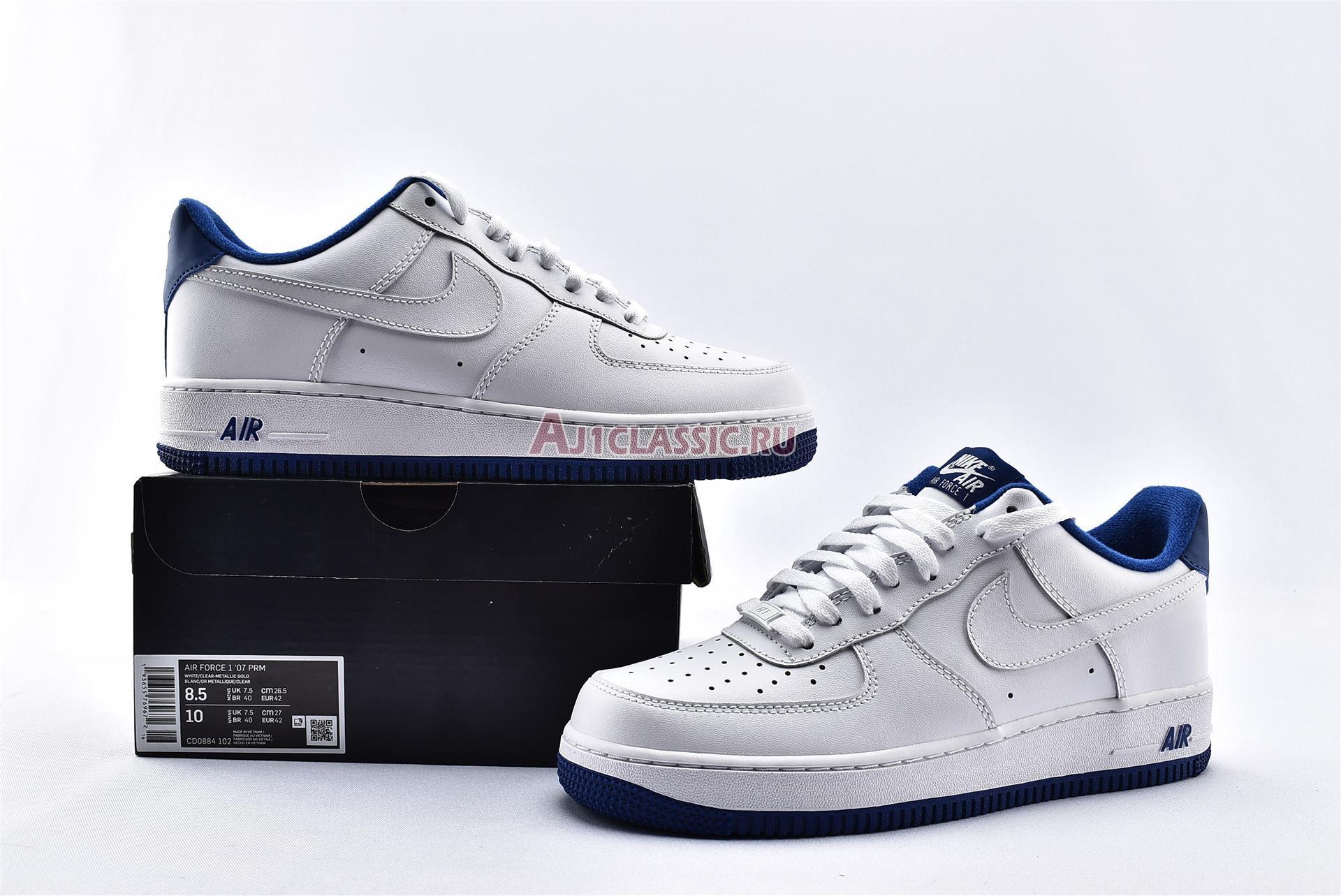 "Nike Air Force 1 Low ""Navy"" CD0884-102"