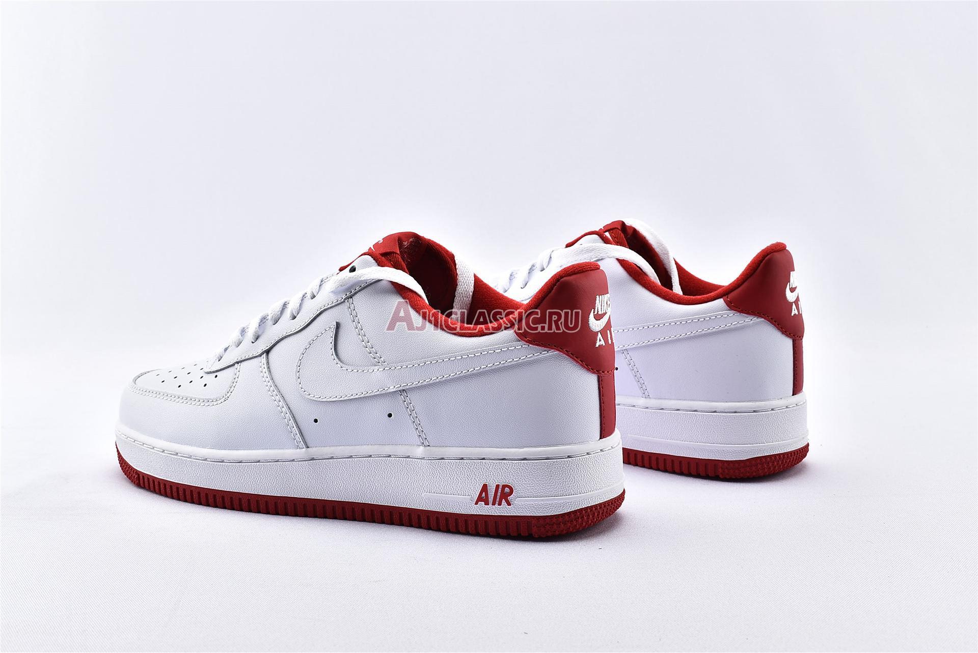 "Nike Air Force 1 Low ""University Red"" CD0884-101"