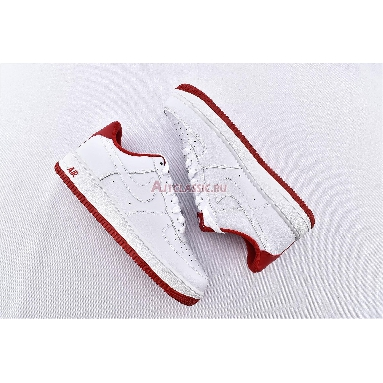 Nike Air Force 1 Low University Red CD0884-101 White/University Red Sneakers