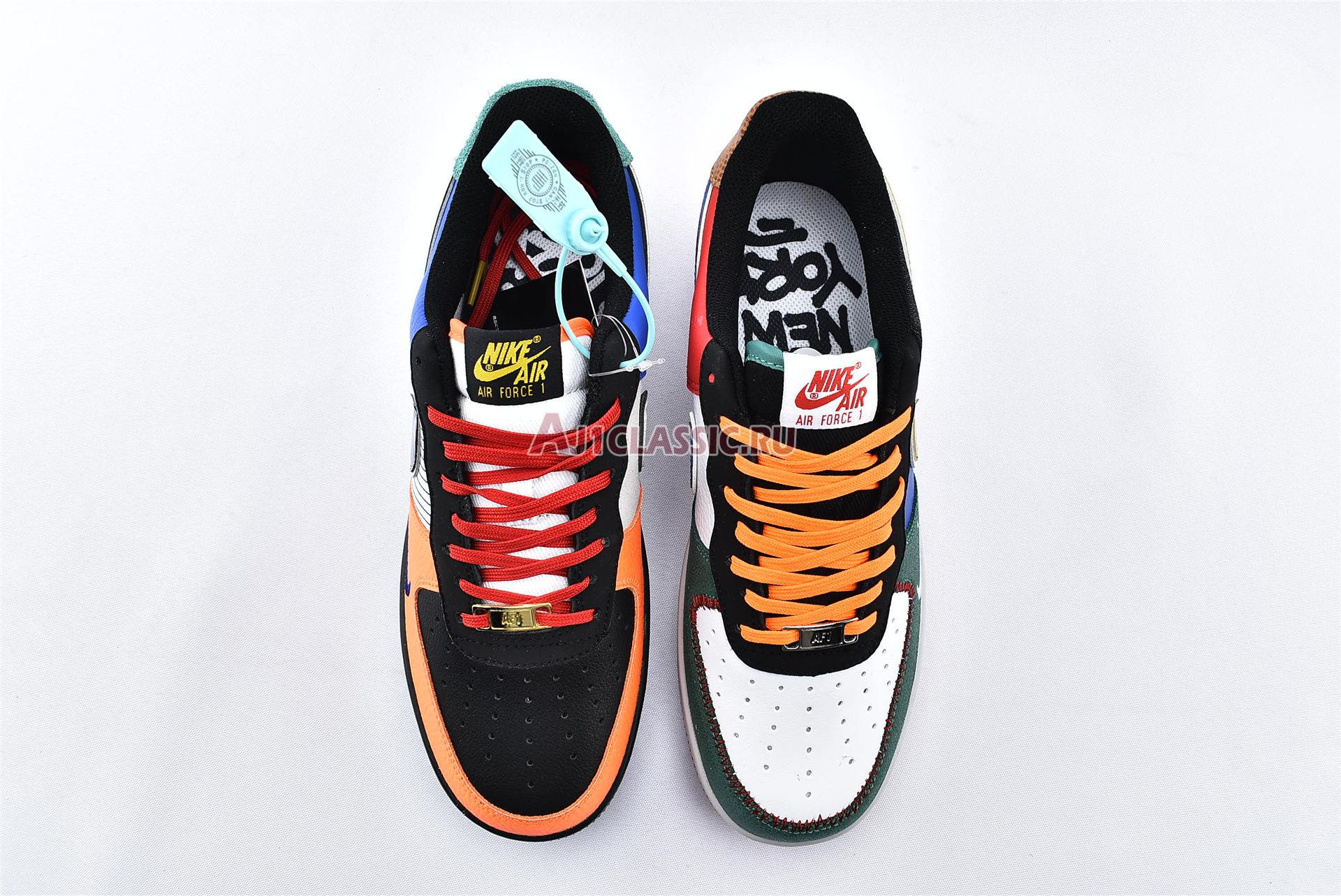 """Nike Air Force 1 Low 07 """"What The NYC"""" CT3610-100"""