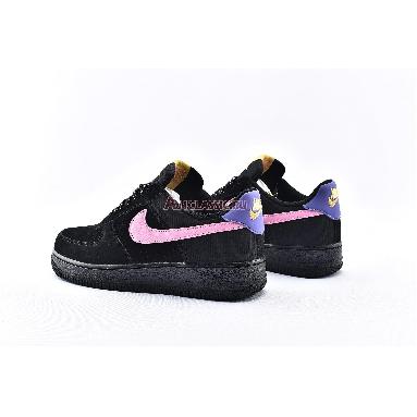 Nike Air Force 1 Low Black ACG CD0887-001 Black/Persian Violet/Pollen Rise/Magic Flamingo Sneakers