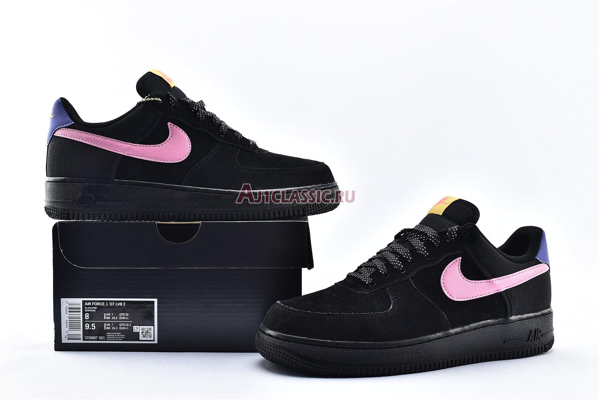 "Nike Air Force 1 Low ""Black ACG"" CD0887-001"