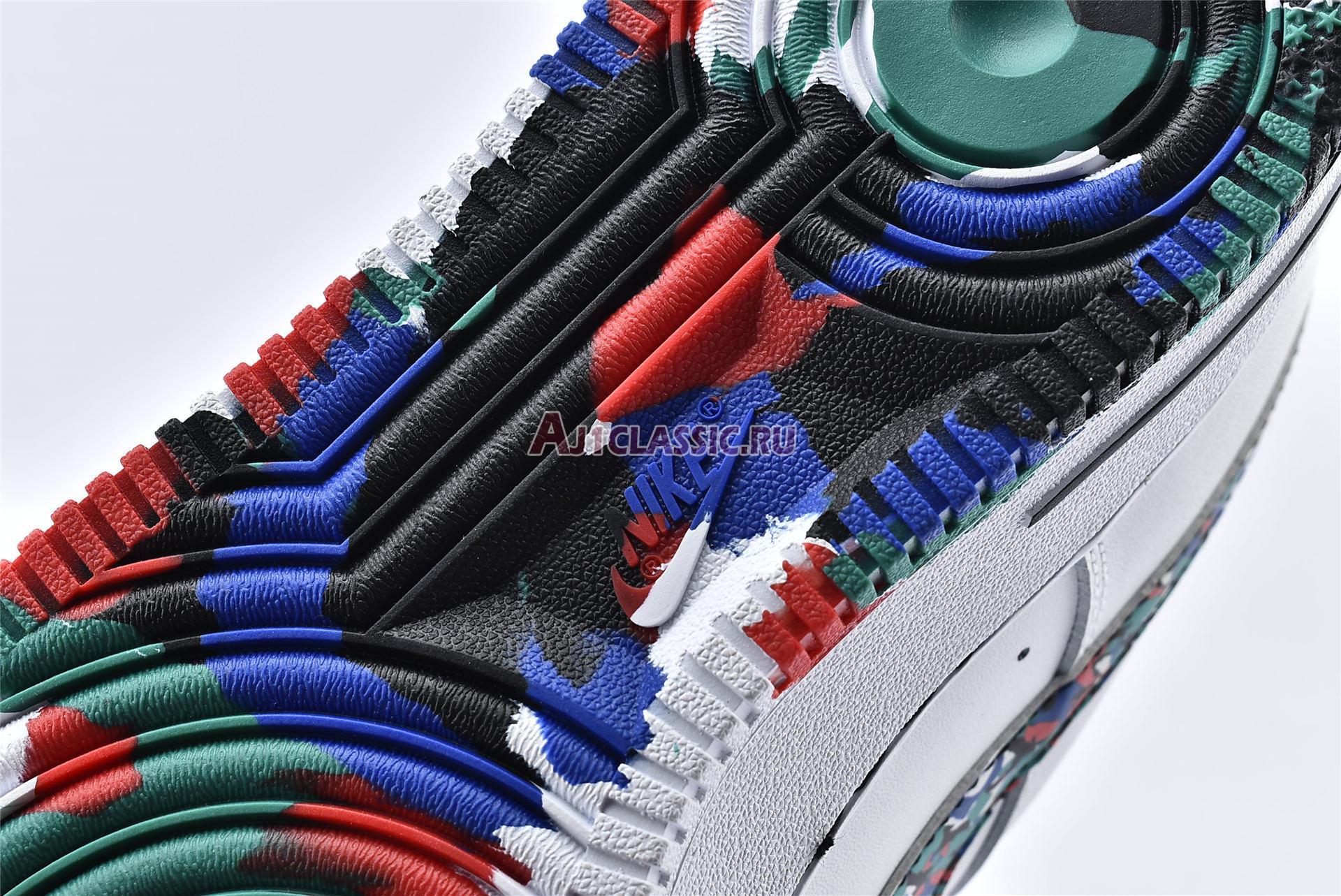 "Nike Air Force 1 Low ""Crayon White Multi"" CU4632-100"