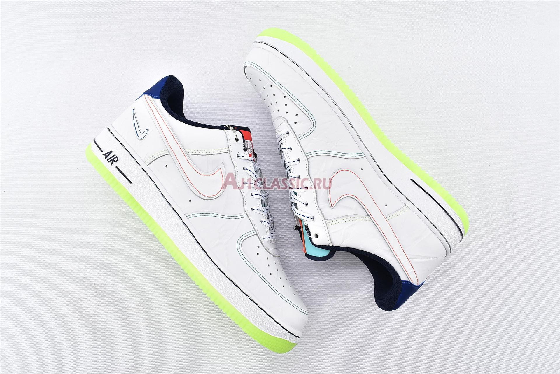 """Nike Air Force 1 Low BG """"Outside the Lines"""" CV2421-100"""