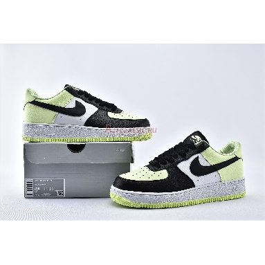 Nike Air Force 1 Low Barely Volt CW2361-700 Barely Volt/Black/White Sneakers