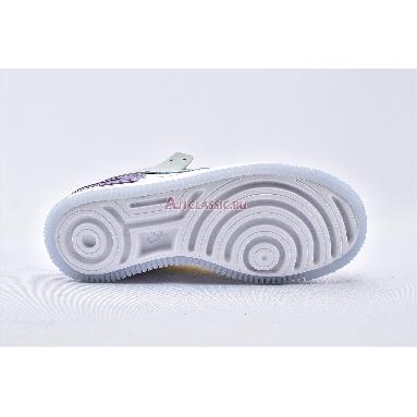 Nike Wmns Air Force 1 Shadow White Hydrogen Blue CW2630-141 White/Hydrogen Blue/Purple/White Sneakers