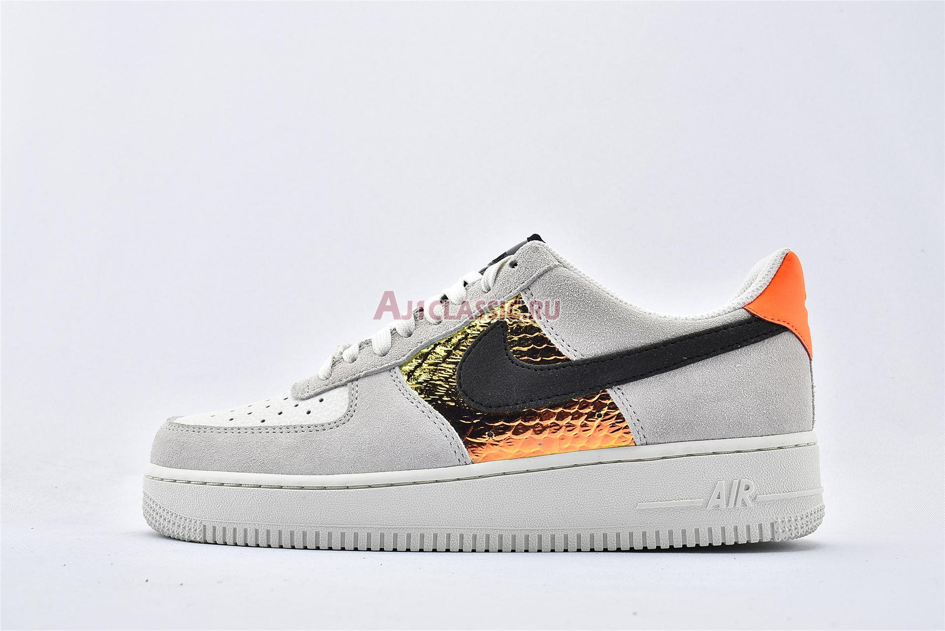 """Nike Air Force 1 Low """"Iridescent Snakeskin"""" CW2657-001"""
