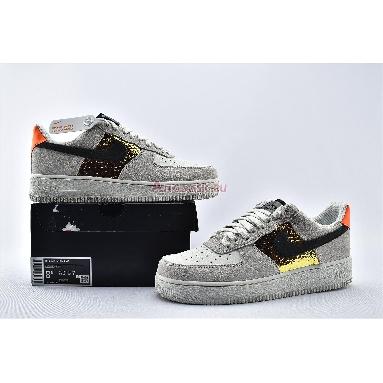 Nike Air Force 1 Low Iridescent Snakeskin CW2657-001 Light Bone/Sail/Hyper Crimson/Black Sneakers