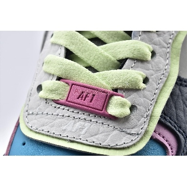Nike Wmns Air Force 1 Shadow Multi-Color CK3172-001 Black/Blue/Green/Pink/White Sneakers