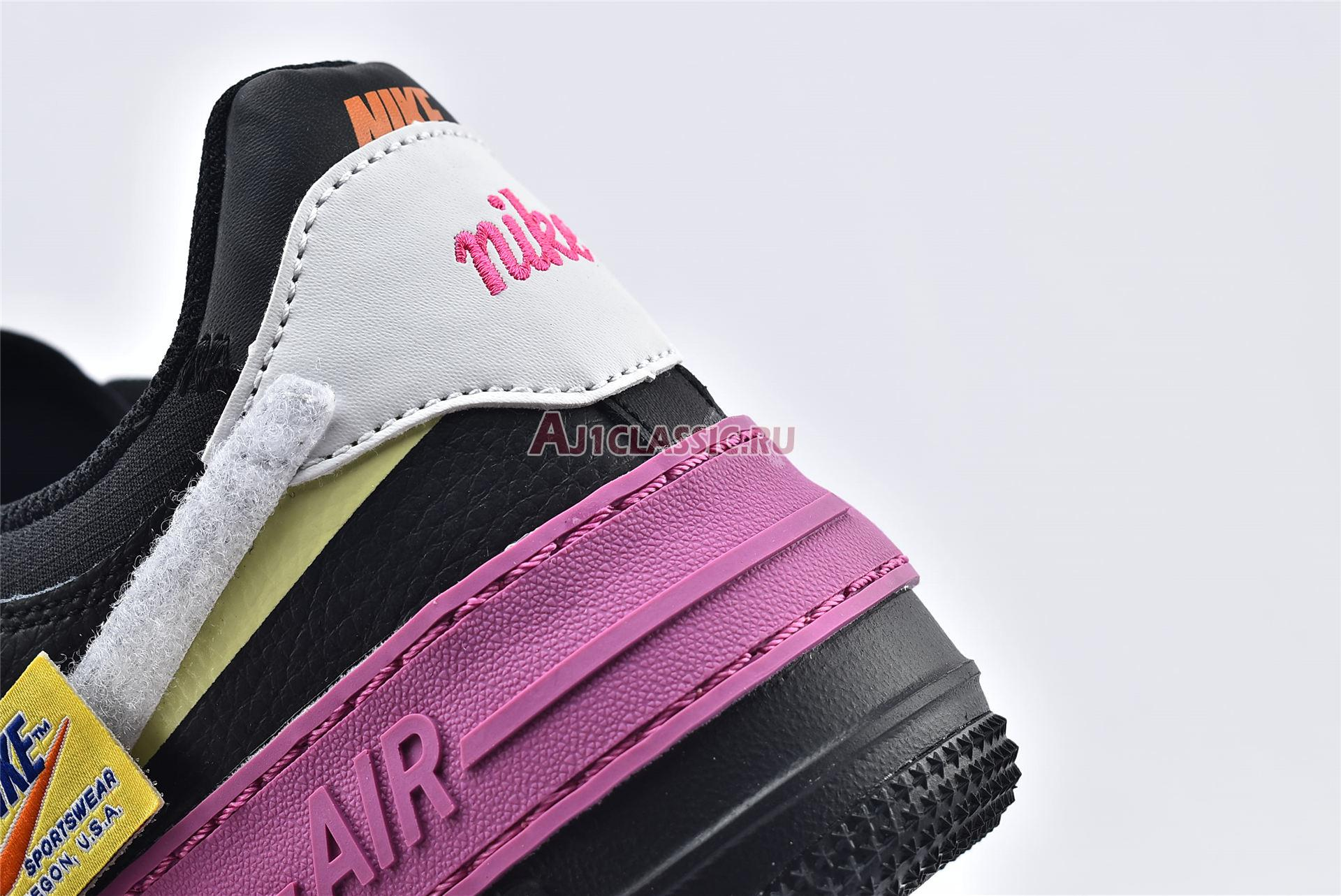 """Nike Wmns Air Force 1 Shadow """"Cosmic Fuchsia"""" CU4743-001"""
