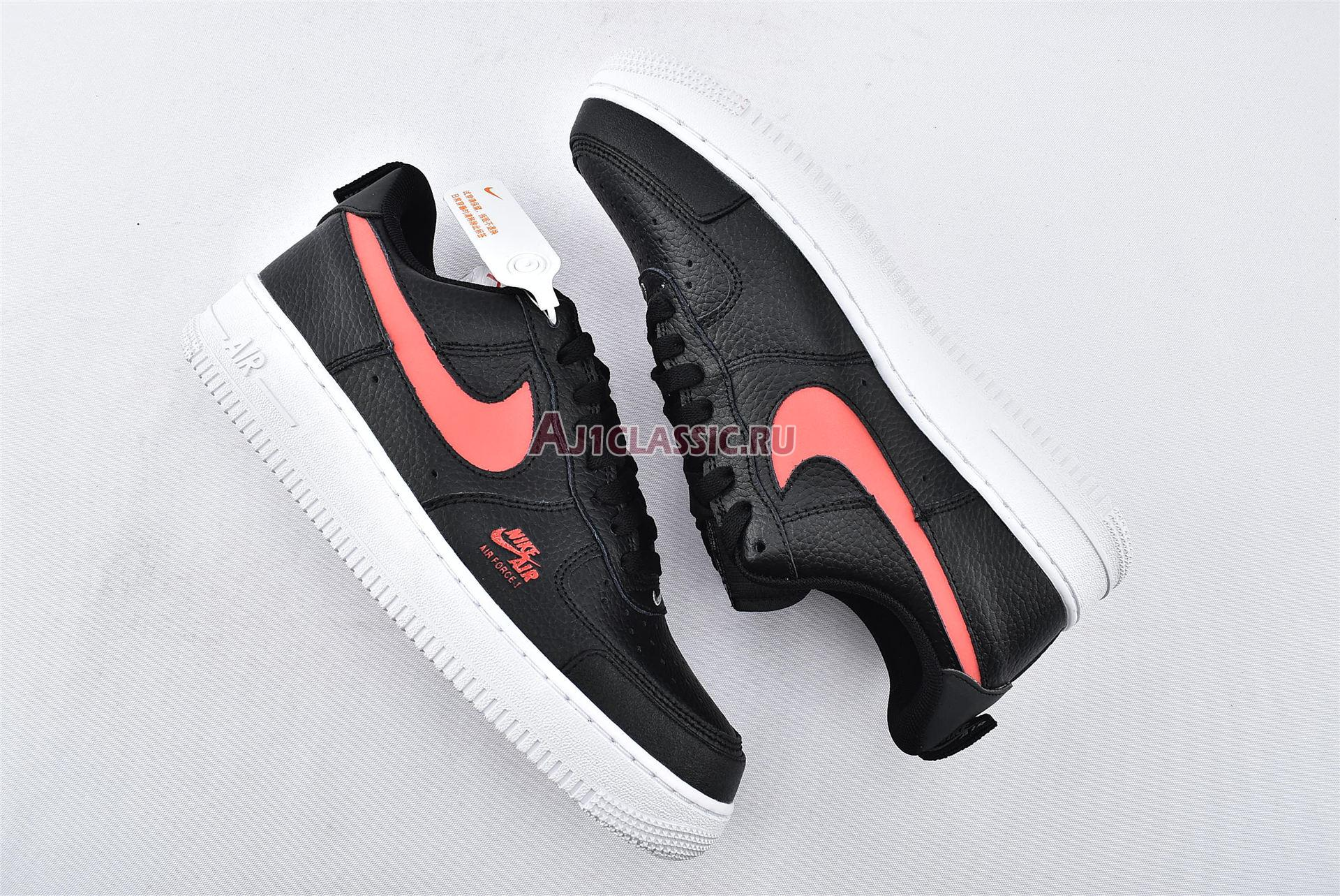 """Nike Air Force 1 Low LV8 Utility """"Bred"""" CW7579-001"""