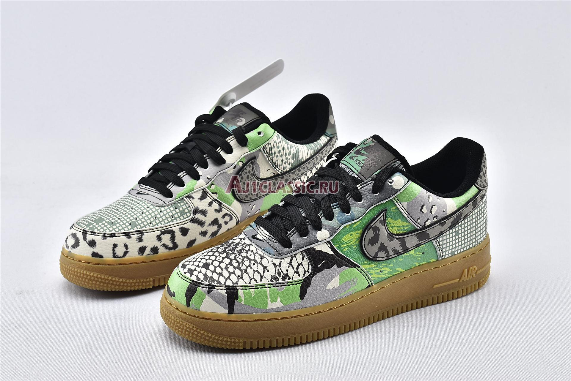 """Nike Air Force 1 Low QS """"Chicago"""" CT8441-002"""