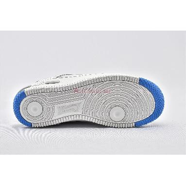 Nike Air Force 1 React Smoke Grey Gold CT1020-100 White/Light Smoke Grey/University Gold Sneakers