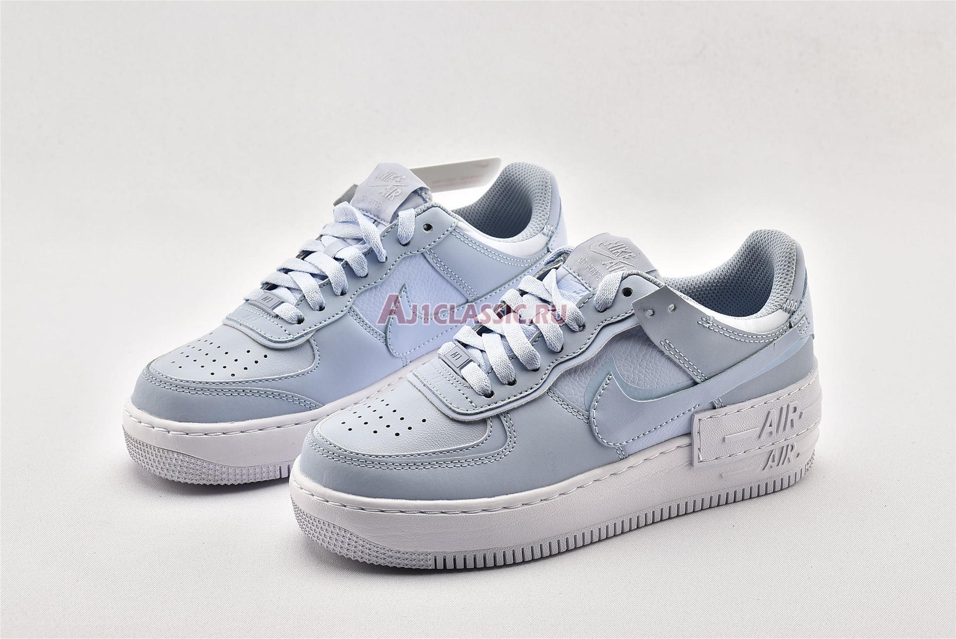 """Nike Wmns Air Force 1 Shadow """"Hydrogen Blue"""" CV3020-400"""