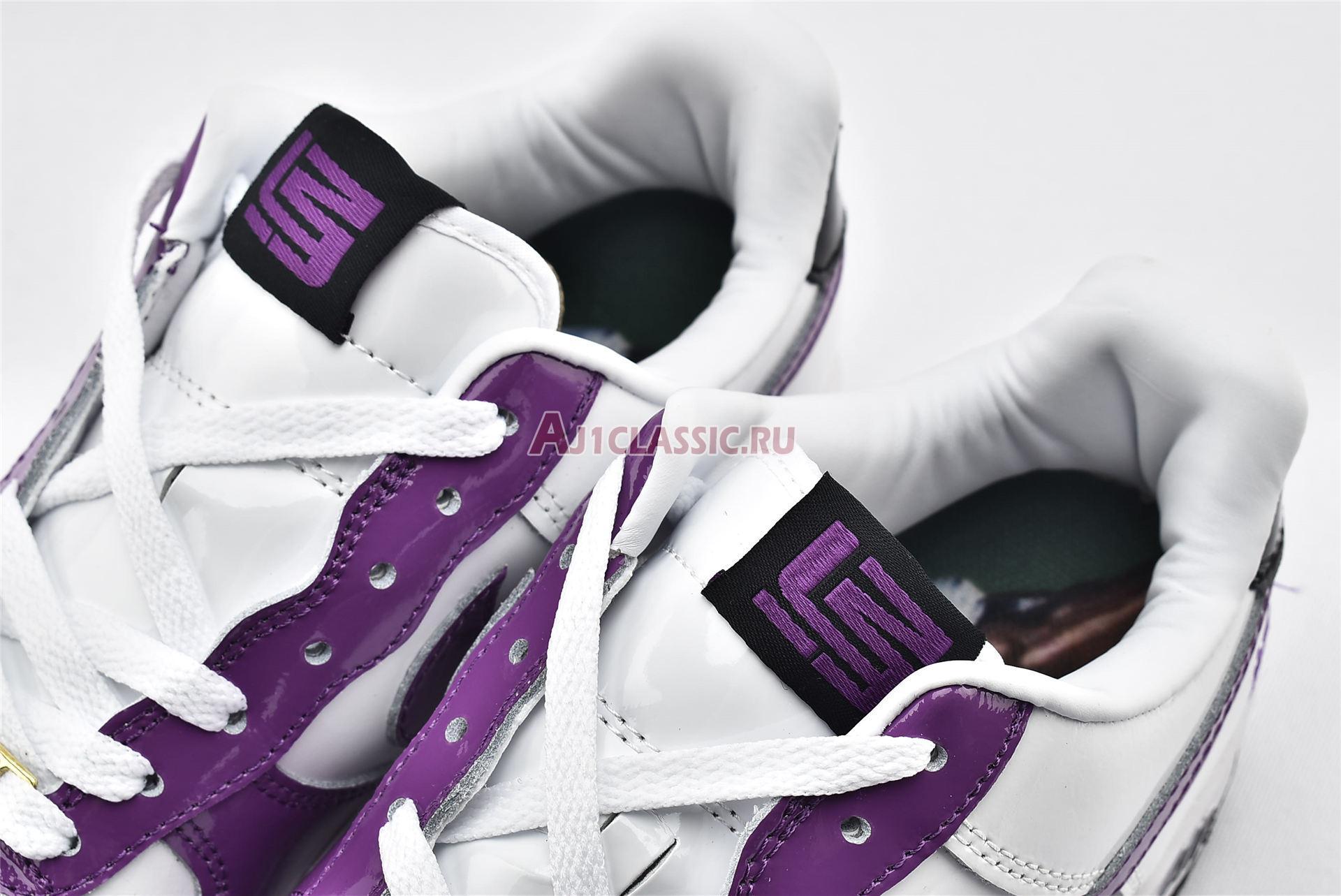 """Nike Air Force 1 Chamber Of Fear """"Temptation"""" AV2051-100"""