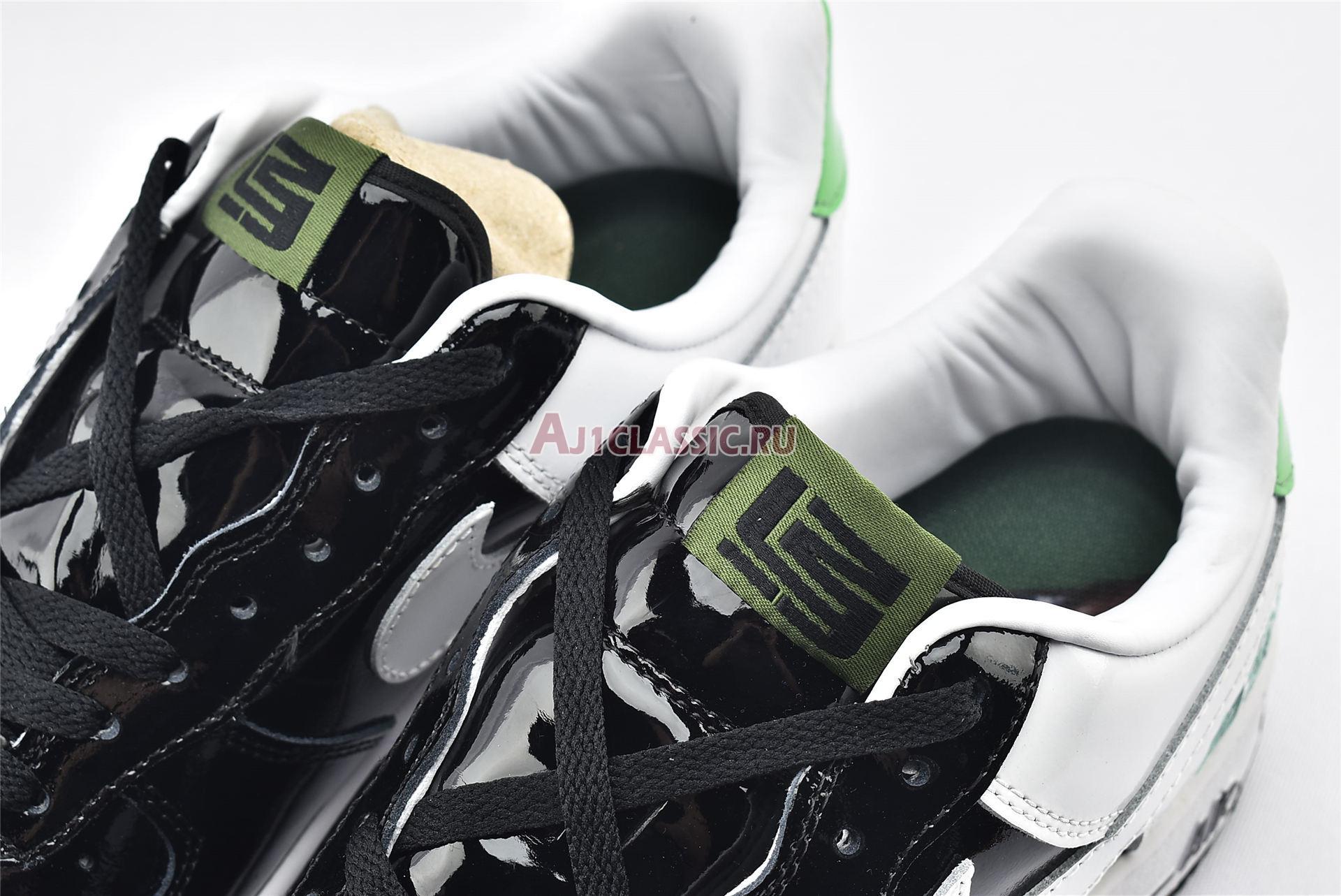 "Nike Air Force 1 Chamber Of Fear ""Self-Doubt"" AV2055-001"