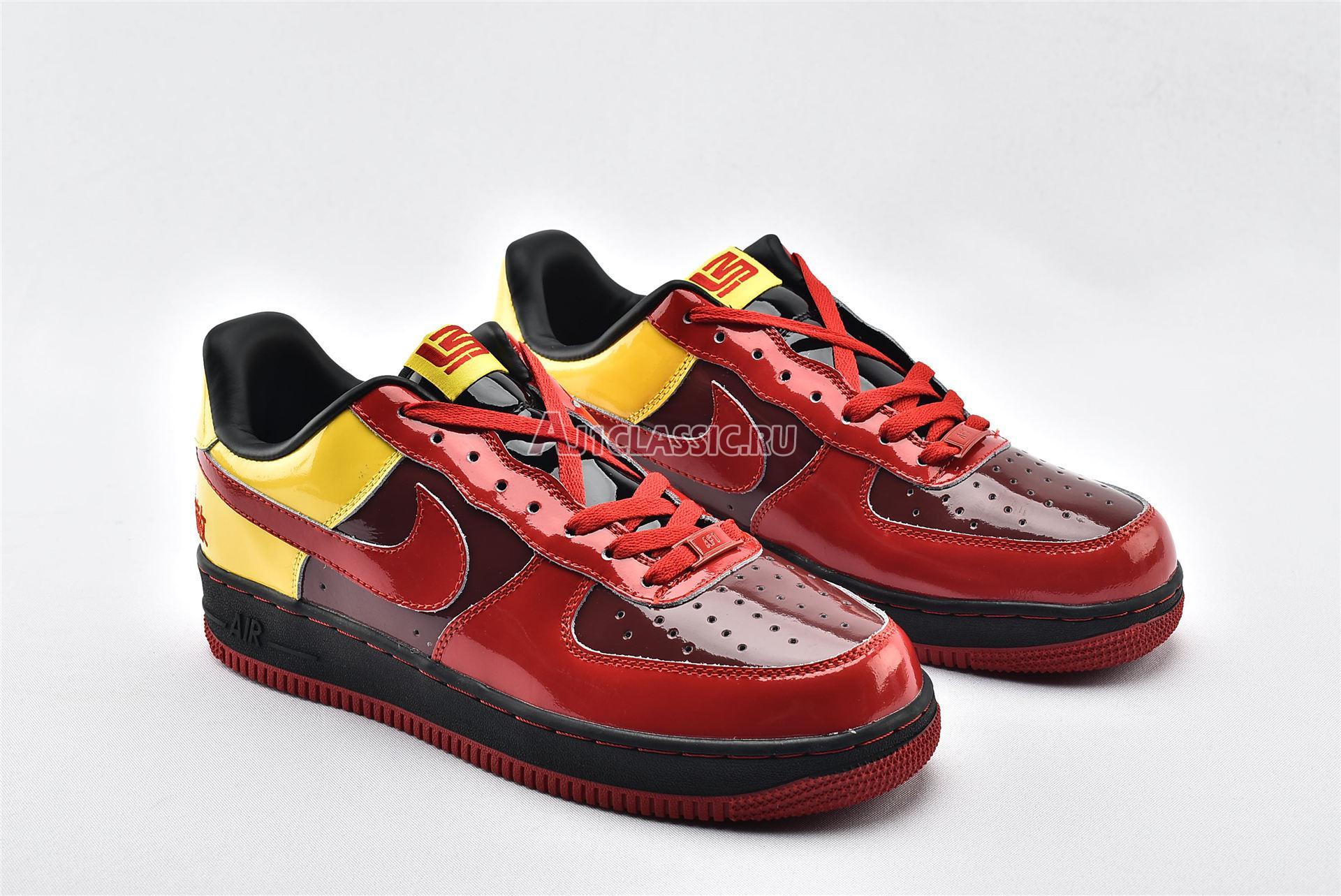 """Nike Air Force 1 Chamber Of Fear """"Hater"""" AV2052-600"""