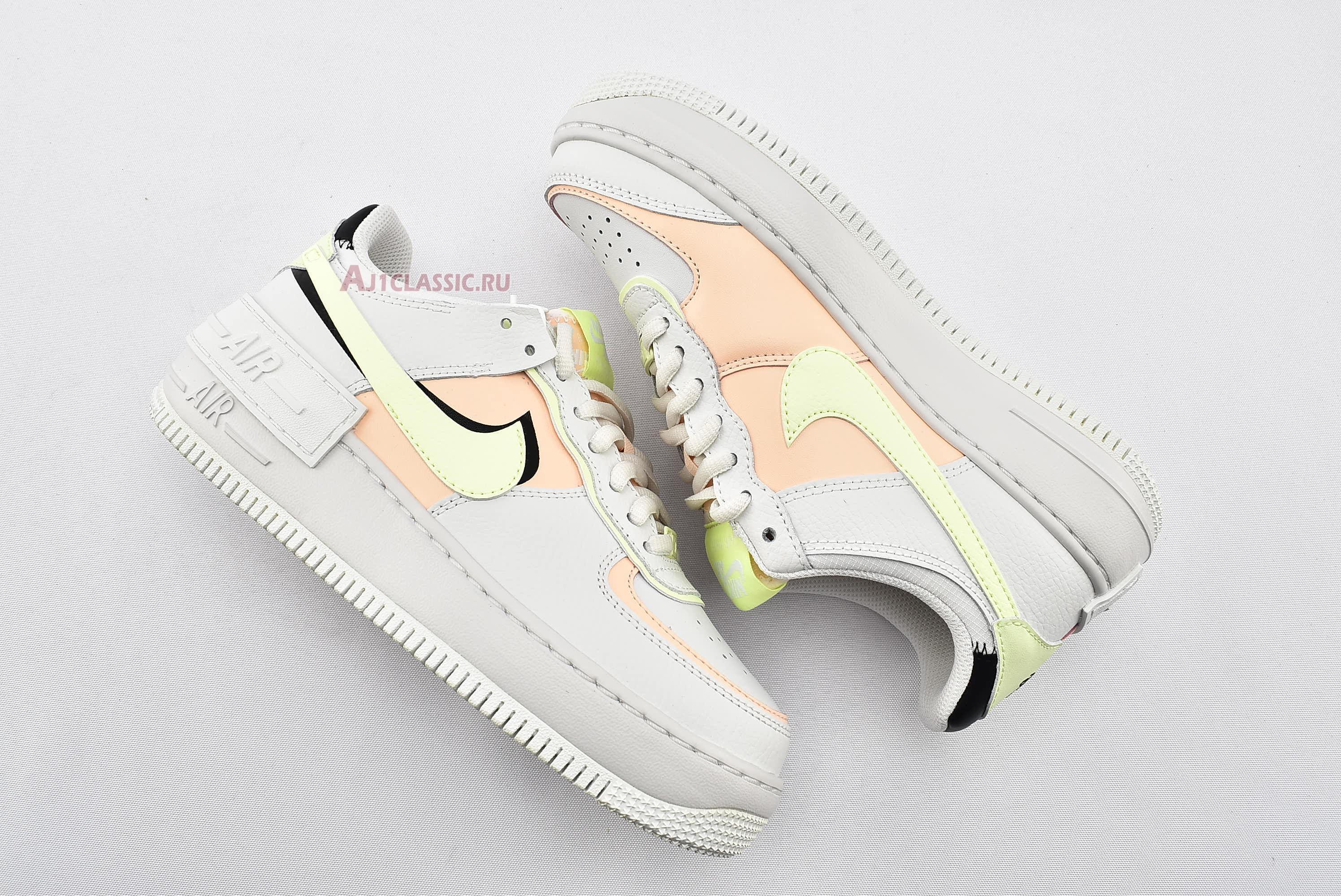"""Nike Wmns Air Force 1 Shadow """"White Crimson Tint"""" CI0919-107"""