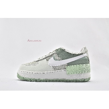 Nike Wmns Air Force 1 Shadow Spruce Aura CW2655-001 Spruce Aura/White-Pistachio Frost Sneakers