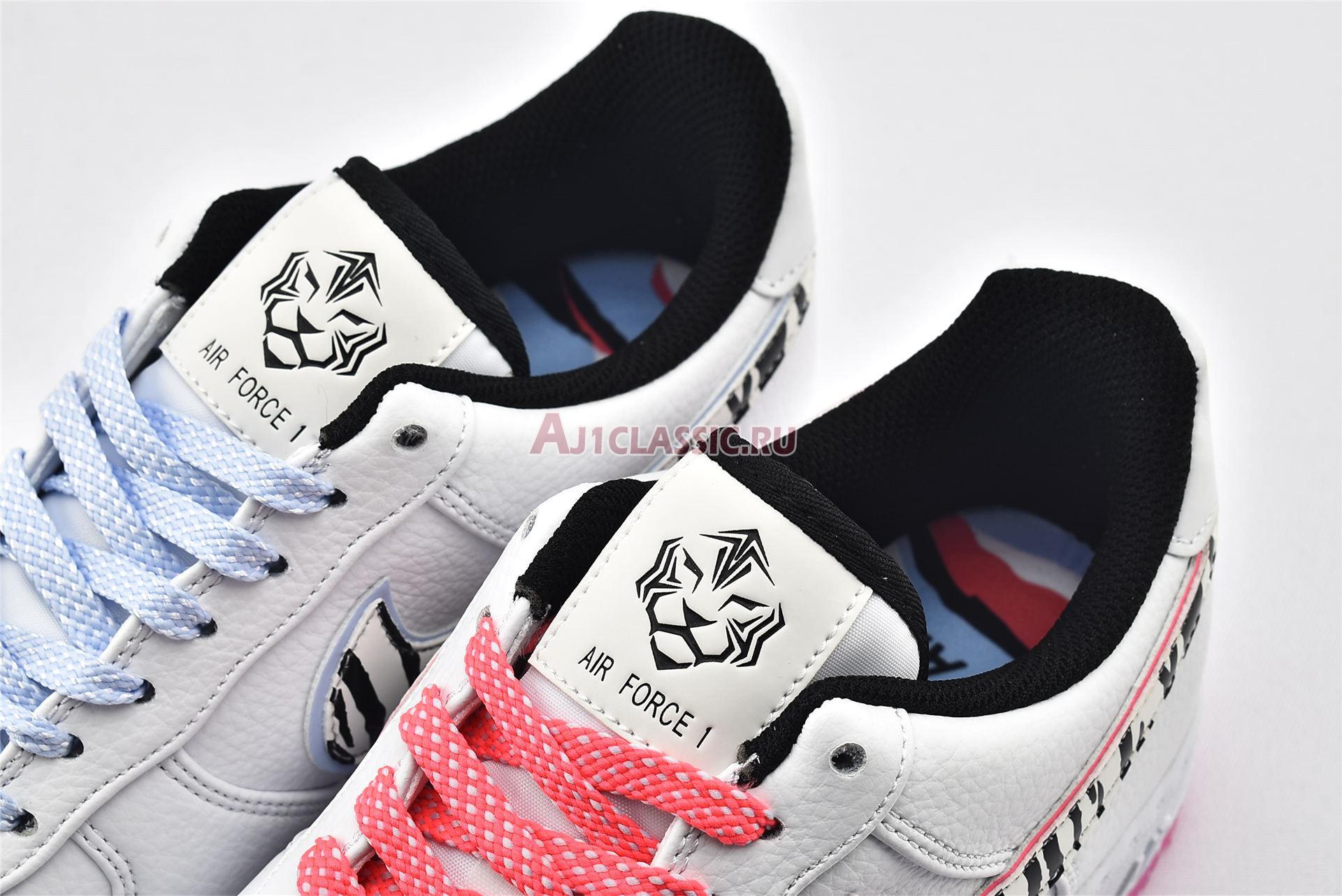 "Nike Air Force 1 Low ""South Korea"" CW3919-100"