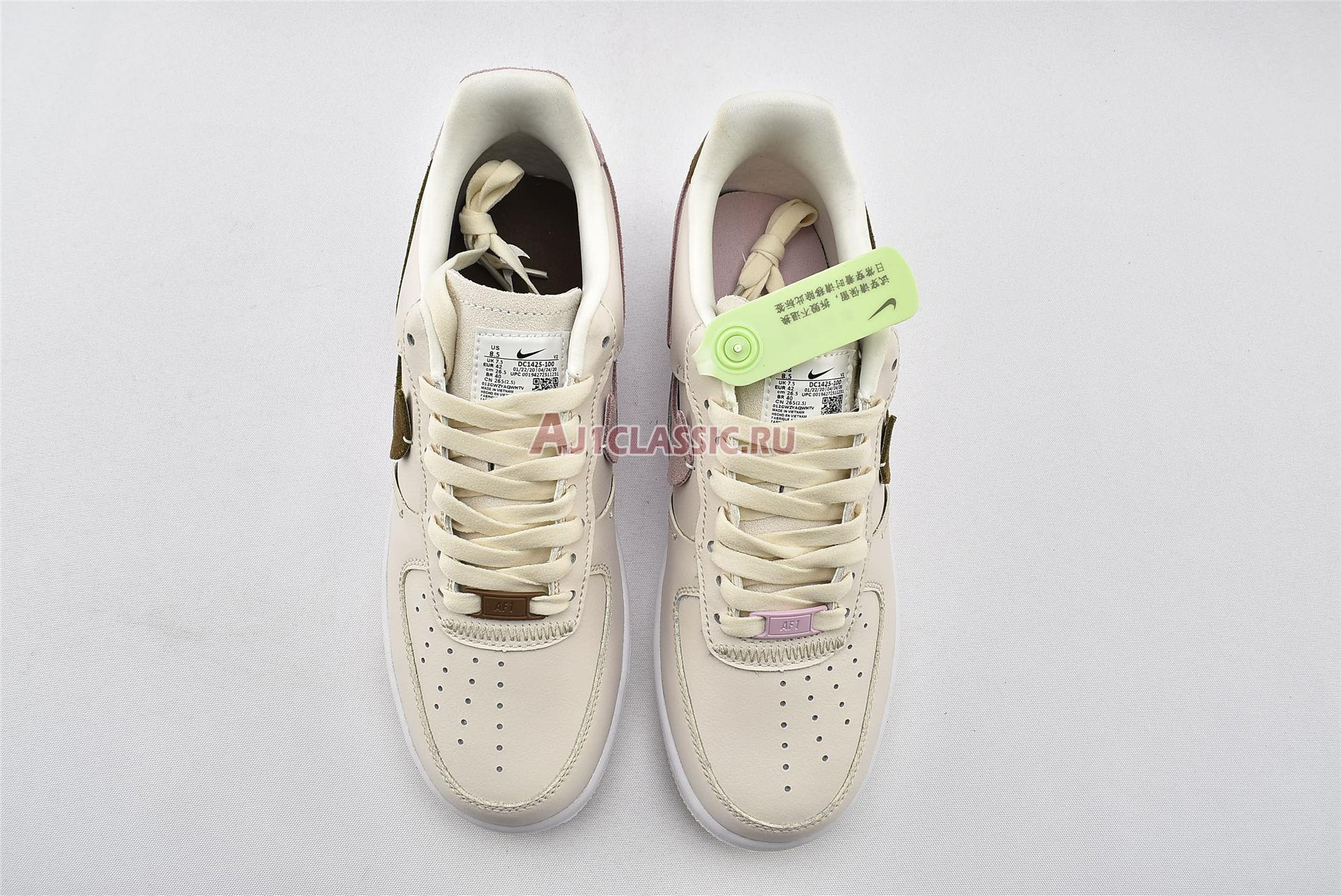 """Nike Air Force 1 Low Vandalized """"Light Orewood Brown"""" DC1425-100"""