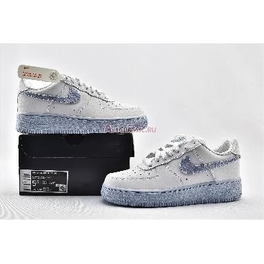 Nike Air Force 1 Low Hydrogen Blue CZ0377-100 White/Hydrogen Blue/Laser Blue Sneakers