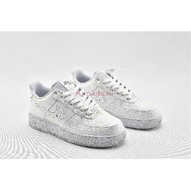Nike Air Force 1 Low Tear Away CJ1650-101 White/Multi-Color Sneakers