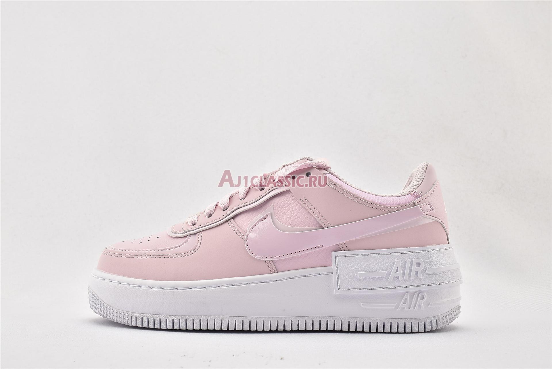 """Nike Air Force 1 GS """"White Hydrogen Blue"""" CV3020-600"""