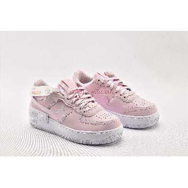 Nike Air Force 1 GS White Hydrogen Blue CV3020-600 Pink Foam/White/Pink Foam Sneakers