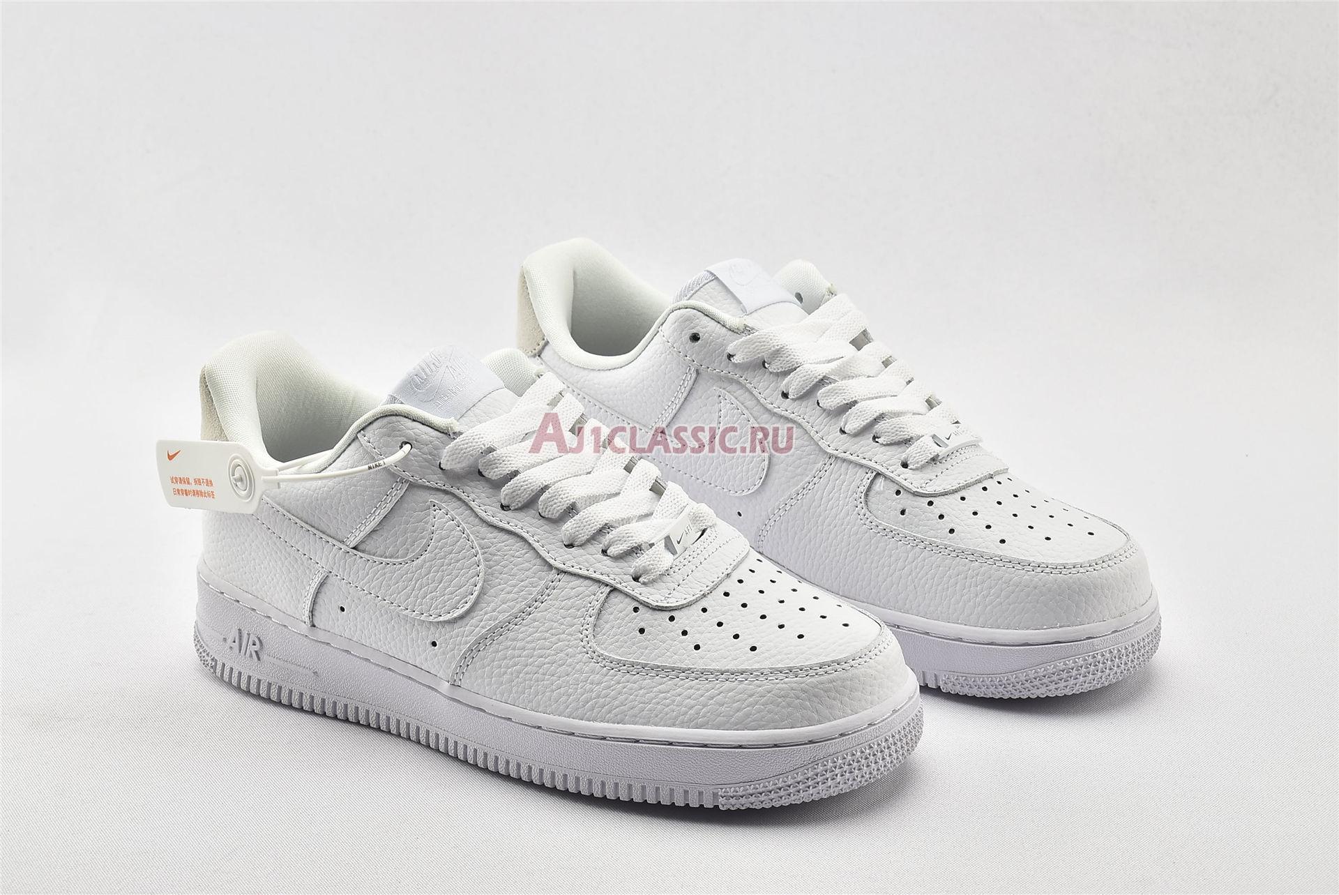 "Nike Air Force 1 07 Craft ""White Vast Grey"" CN2873-101"