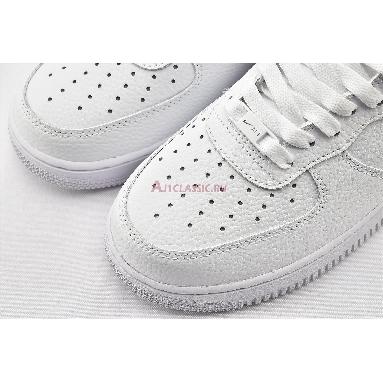 Nike Air Force 1 07 Craft White Vast Grey CN2873-101 White/Summit White/Vast Grey/White Sneakers
