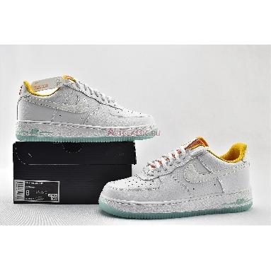 Nike Air Force 1 07 Corner Markets CZ8132-100 White/Dark Sulfur/Hyper Pink/White Sneakers