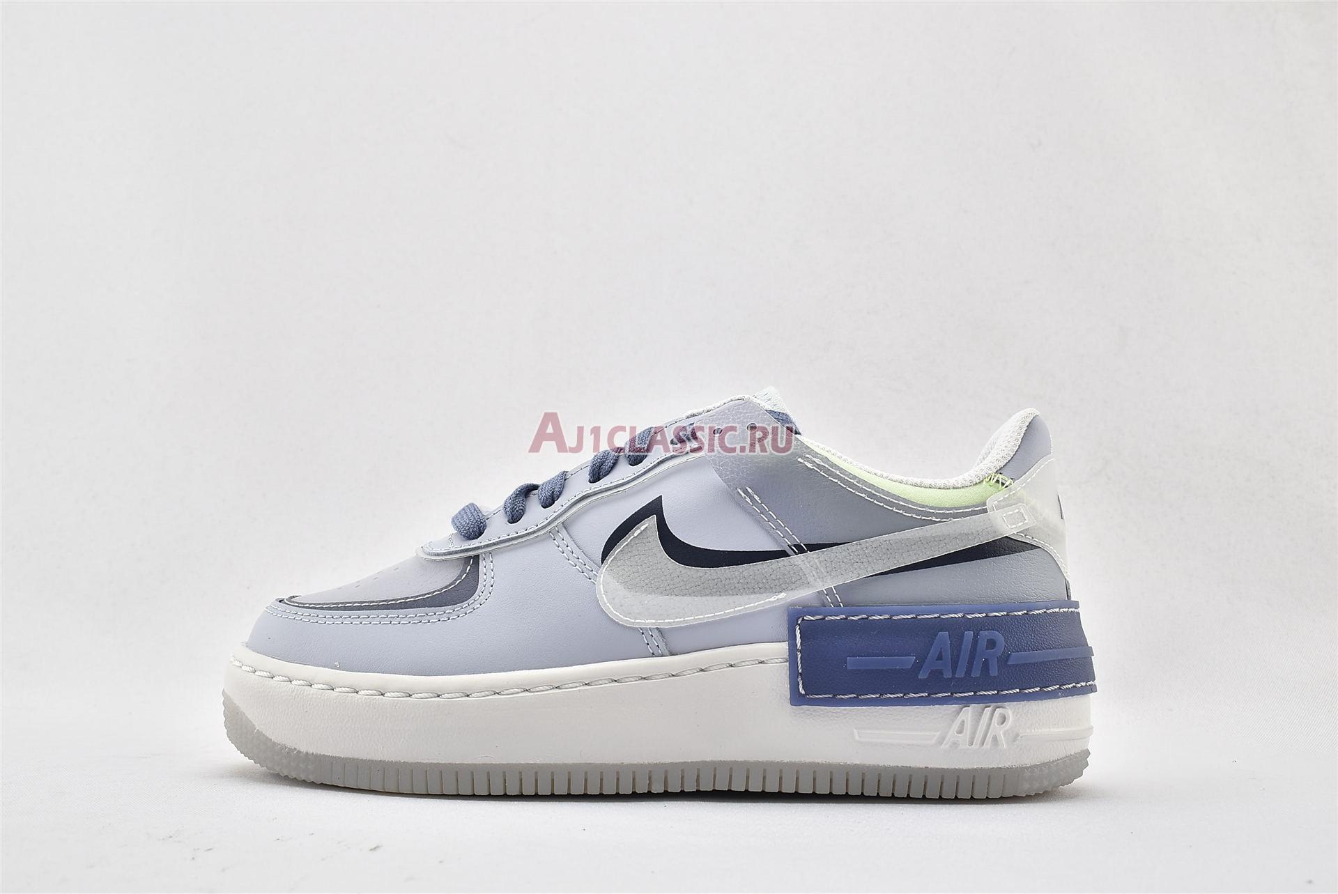 "Nike Wmns Air Force 1 Shadow SE ""World Indigo"" CK6561-001"
