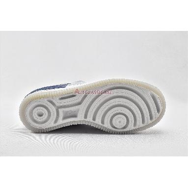 Nike Wmns Air Force 1 Shadow SE World Indigo CK6561-001 Ghost/Summit White/World Indigo Sneakers