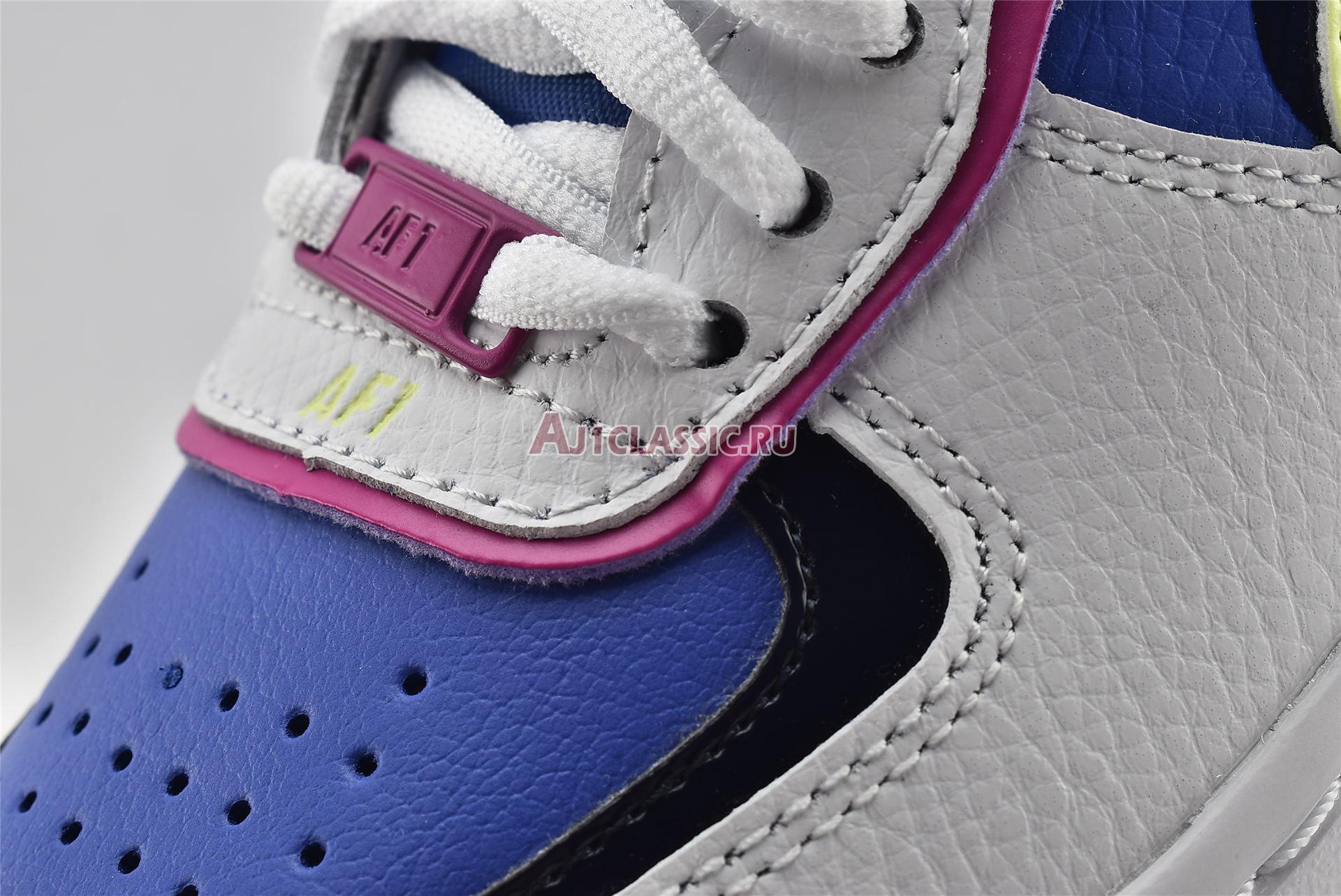 """Nike Wmns Air Force 1 Shadow """"Sapphire"""" CJ1641-100"""