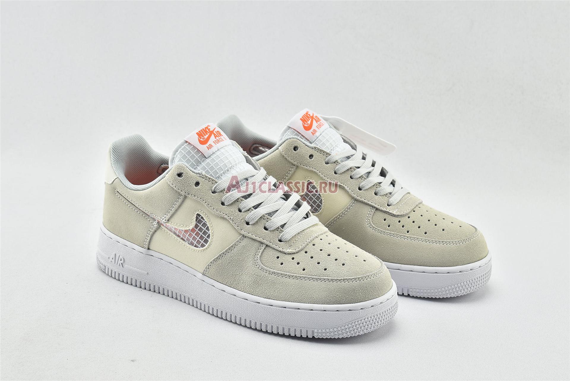 "Nike Air Force 1 Low 07 SE ""Pure Platinum"" CJ1647-001"
