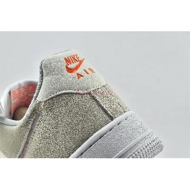 Nike Air Force 1 Low 07 SE Pure Platinum CJ1647-001 Pure Platinum/Summit White/Hyper Crimson/White Sneakers