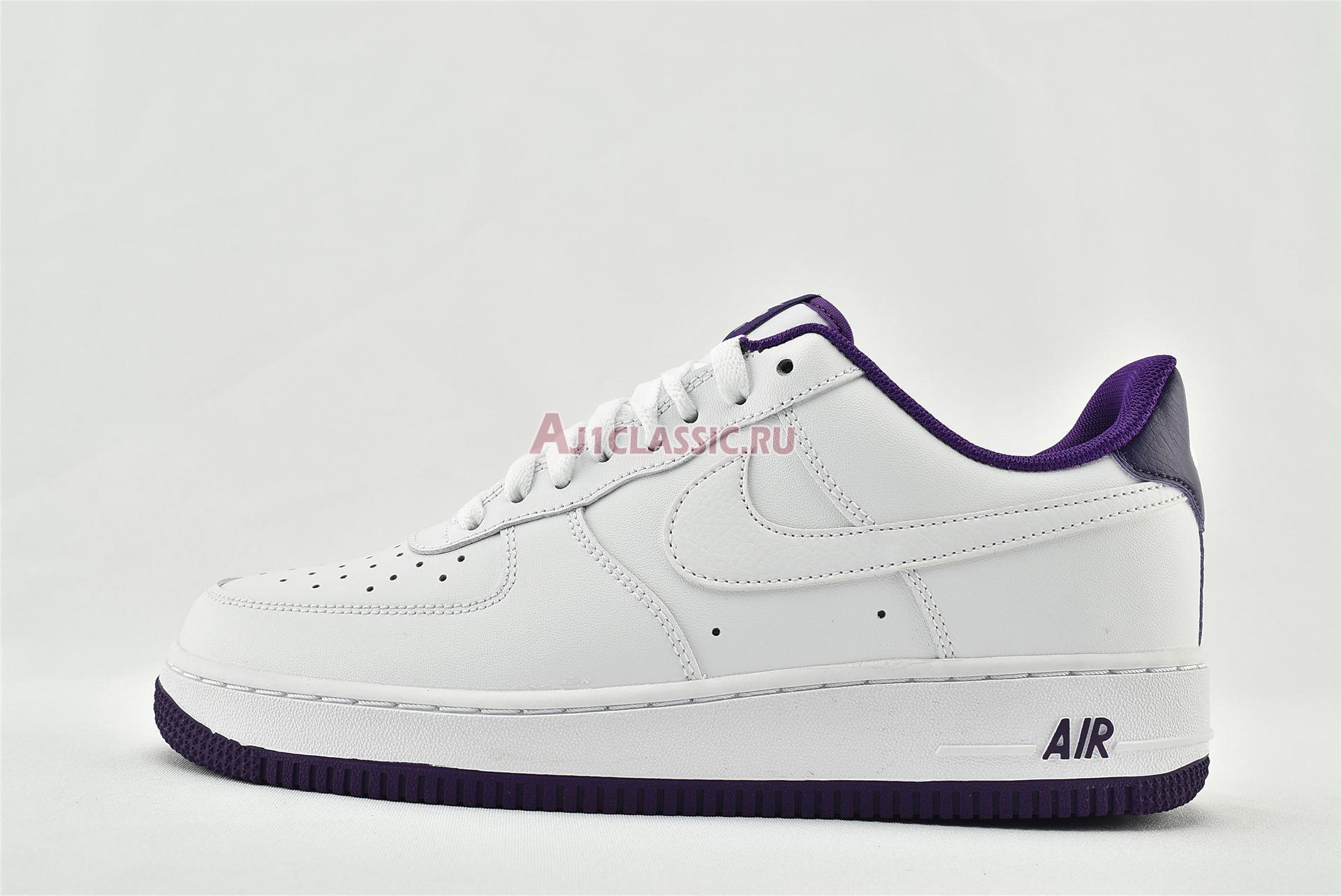 "Nike Air Force 1 Low ""Voltage Purple"" CJ1380-100"