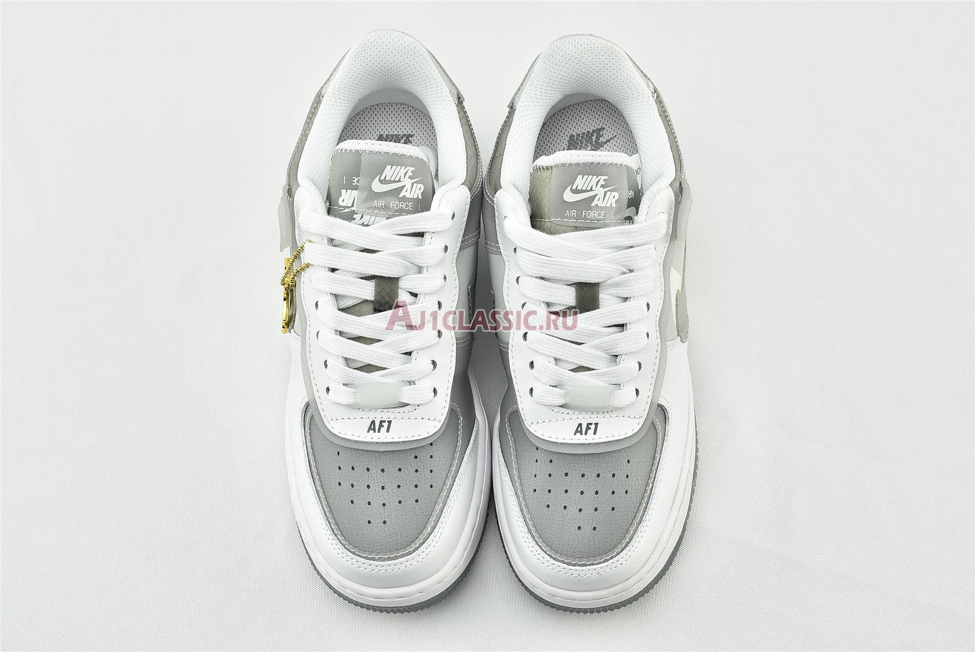 """Nike Wmns Air Force 1 Shadow SE """"Particle Grey"""" CK6561-100"""